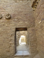 Pueblo Bonito Door Ways