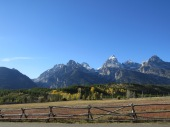 4. Grand Tetons National Park