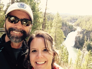 Yellowstone selife