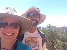 Canyonlands selfie